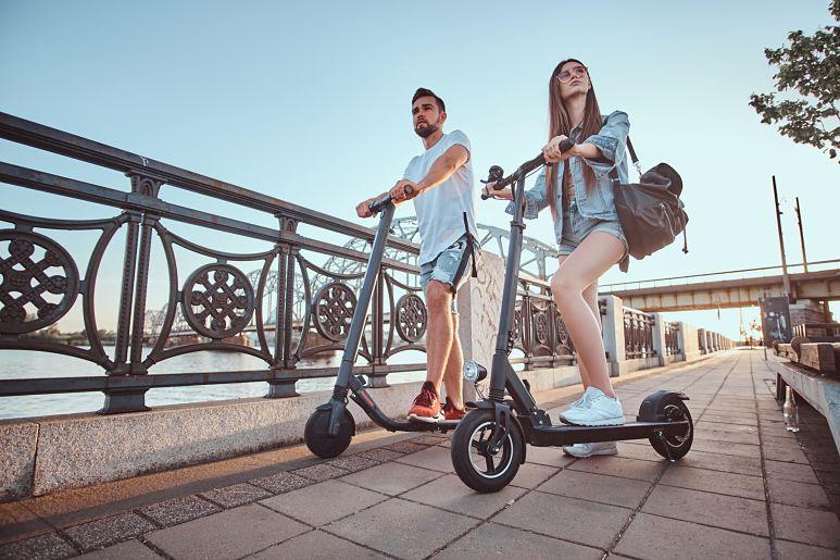 La nueva normativa de Málaga dificulta el uso de Patinetes y Bicicletas